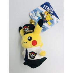 Plush Keychain Pikachu Pilot Itami Airport japan plush