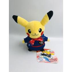 Plush Pikachu Hostess Itami Airport japan plush