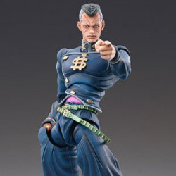 Figure Okuyasu Nijimura JoJo's Bizarre Adventure Part 4 Super Image japan plush