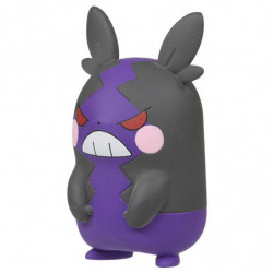 Figurine Morpeko Affamé MS-38 Moncolle japan plush