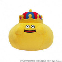 Peluche Lemon Slime King Dragon Quest japan plush