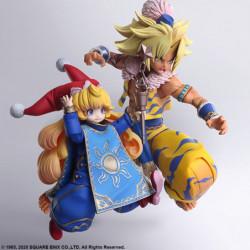 Figurine Kevin Charlotte Seiken Densetsu 3 BRING ARTS japan plush