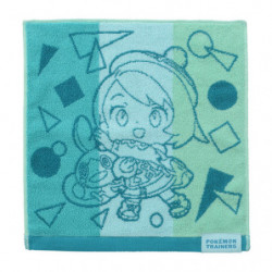Serviette Mains Gloria Larméléon japan plush