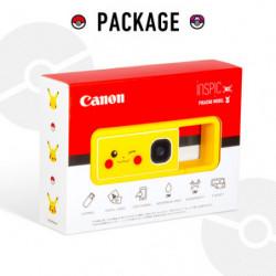 Appareil Photo Pikachu Canon Inspic REC japan plush