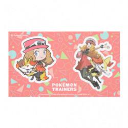 Stickers Serena Braixen