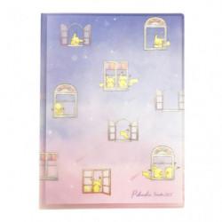 Mini Pochette Transparente Window Pikachu number025 japan plush
