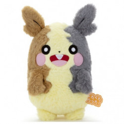 Plush Morpeko Rassasié Kuta Kuta Tatta! japan plush