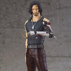 Figurine Johnny Silverhand Cyberpunk 2077 POP UP PARADE