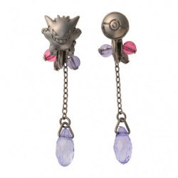 Boucles d'oreilles Ectoplasma A japan plush