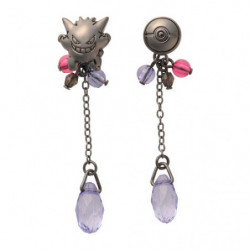 Earrings Gengar B japan plush