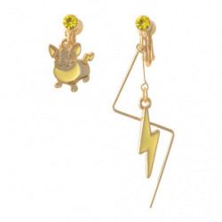 Boucles d'oreilles Voltoutou A japan plush