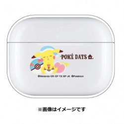Case AirPods Pro Suya Suya Pikachu japan plush