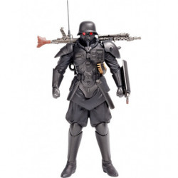 Figurine Protect Gear The Red Spectacles PLAMAX Plastic Model