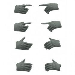 figma Accessoire Tactical Gloves Gris LittleArmory
