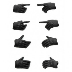 figma Accessory Tactical Gloves Black LittleArmory