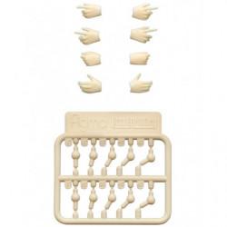figma Accessoire Mains pour Pistolet LittleArmory