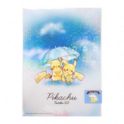Desk Pad Pikachu number025 Umbrella japan plush