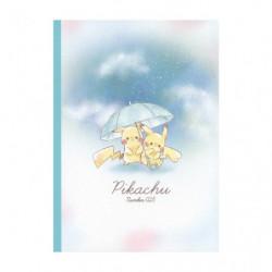 Cahier Tissu Pikachu number025 Parapluie japan plush