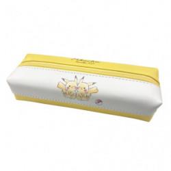Pencil Case Pikachu number025 Chirashi japan plush