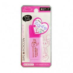 Correction Tape Mofu Mofu Eievui Pink japan plush
