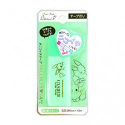 Glue Tape Mofu Mofu Eievui Green japan plush