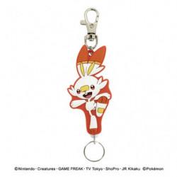 Keychain Scorbunny  japan plush