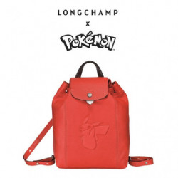 Sac à Dos Longchamp x Pokemon Rouge japan plush