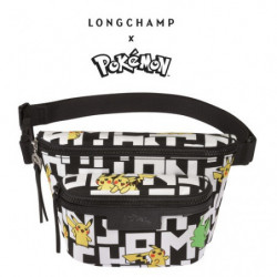 Banane Longchamp x Pokemon japan plush
