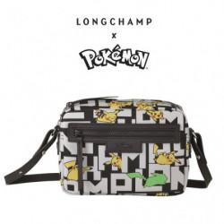 Messenger Bag Longchamp x Pokemon