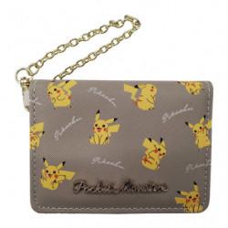 Card Case Pikachu japan plush
