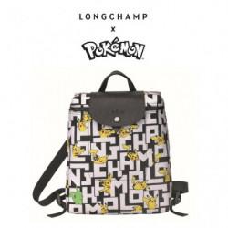 Sac à Dos Longchamp x Pokemon japan plush