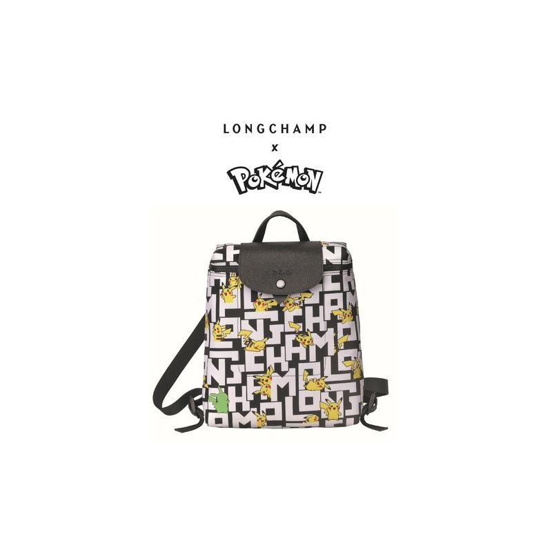 Sac à Dos Longchamp x Pokemon