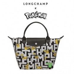 Sac à Main Longchamp x Pokemon japan plush