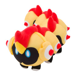 Peluche Hexadron japan plush