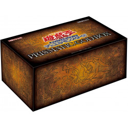 Prismatic God Box YuGiOh TCG Japan