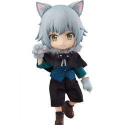 Nendoroid Wolf Ash Doll japan plush