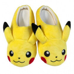 Slippers Pikachu japan plush