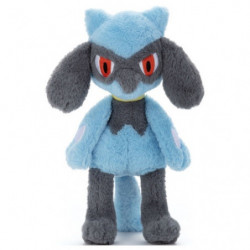 Peluche Riolu M Kuta Kuta Tatta! japan plush