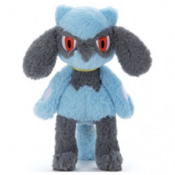 Peluche Riolu S Kuta Kuta Tatta! japan plush