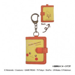 Keychain Notebook Pikachu japan plush