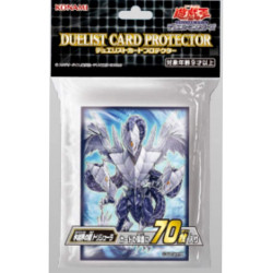 Protèges Cartes Trishula Dragon of the Ice Barrier YuGiOh japan plush