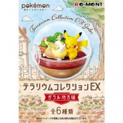Figurine Terrarium Collection Galar Region Box japan plush