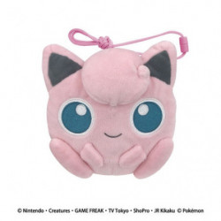 Purse Jigglypuff japan plush