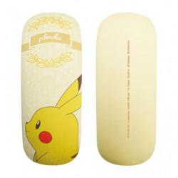 Glasses Case Pikachu japan plush