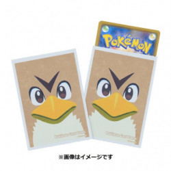 Card Sleeves Farfetch'd japan plush