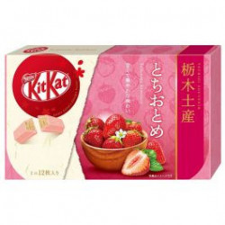 Kit Kat Mini Tochi Otome Strawberry