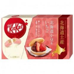 Kit Kat Mini Hokkaido Azuki and Strawberry