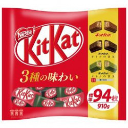 Kit Kat Mini 3 Type Assortment Big Pack