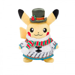 Plush Pikachu Christmas 2020 japan plush