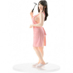 Figure Marina Shiraishi Naked Angel PLAMAX Plastic Model